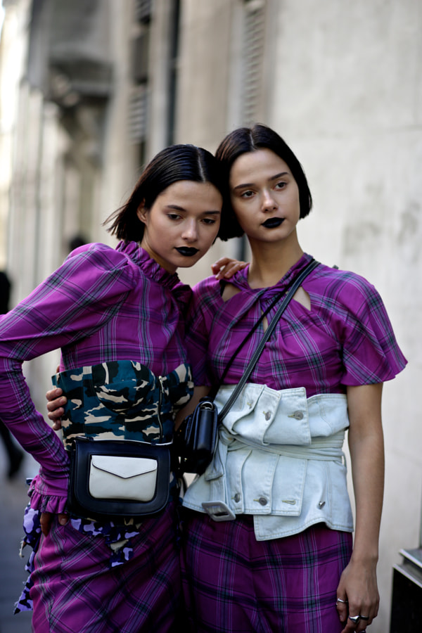 Street Style London Fashion Week : London Sept 201 by sherion mullings on 500px.com