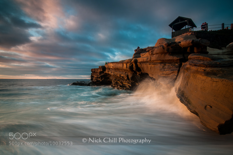 Photograph Crashing by Nick Chill on 500px