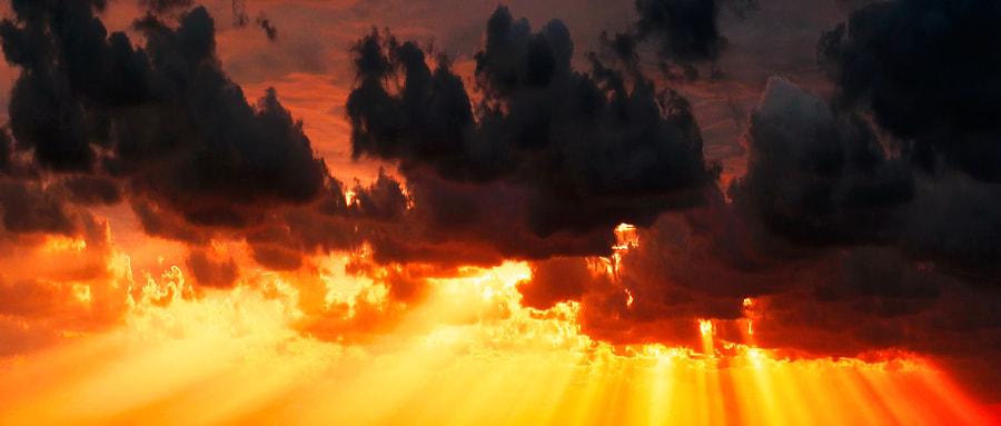 【Sunrise】 by 摄眼有疆 on 500px.com