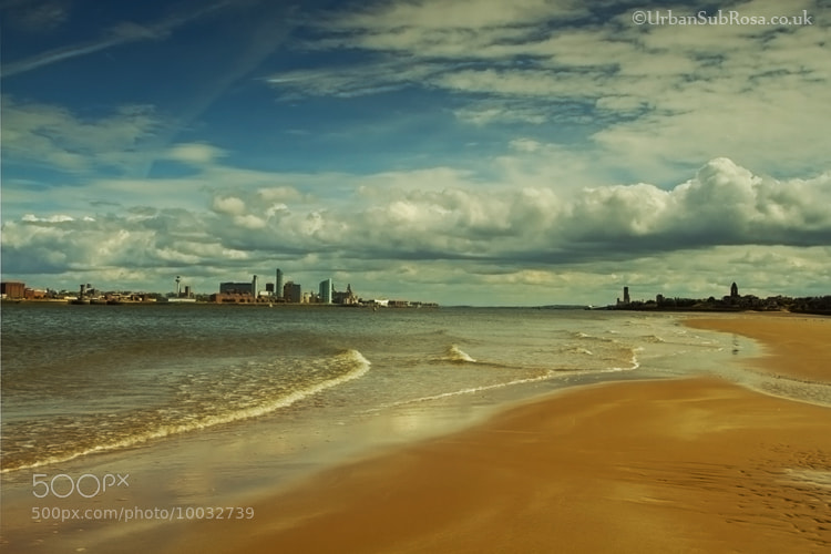 Photograph River Mersey by Brian Sayle on 500px