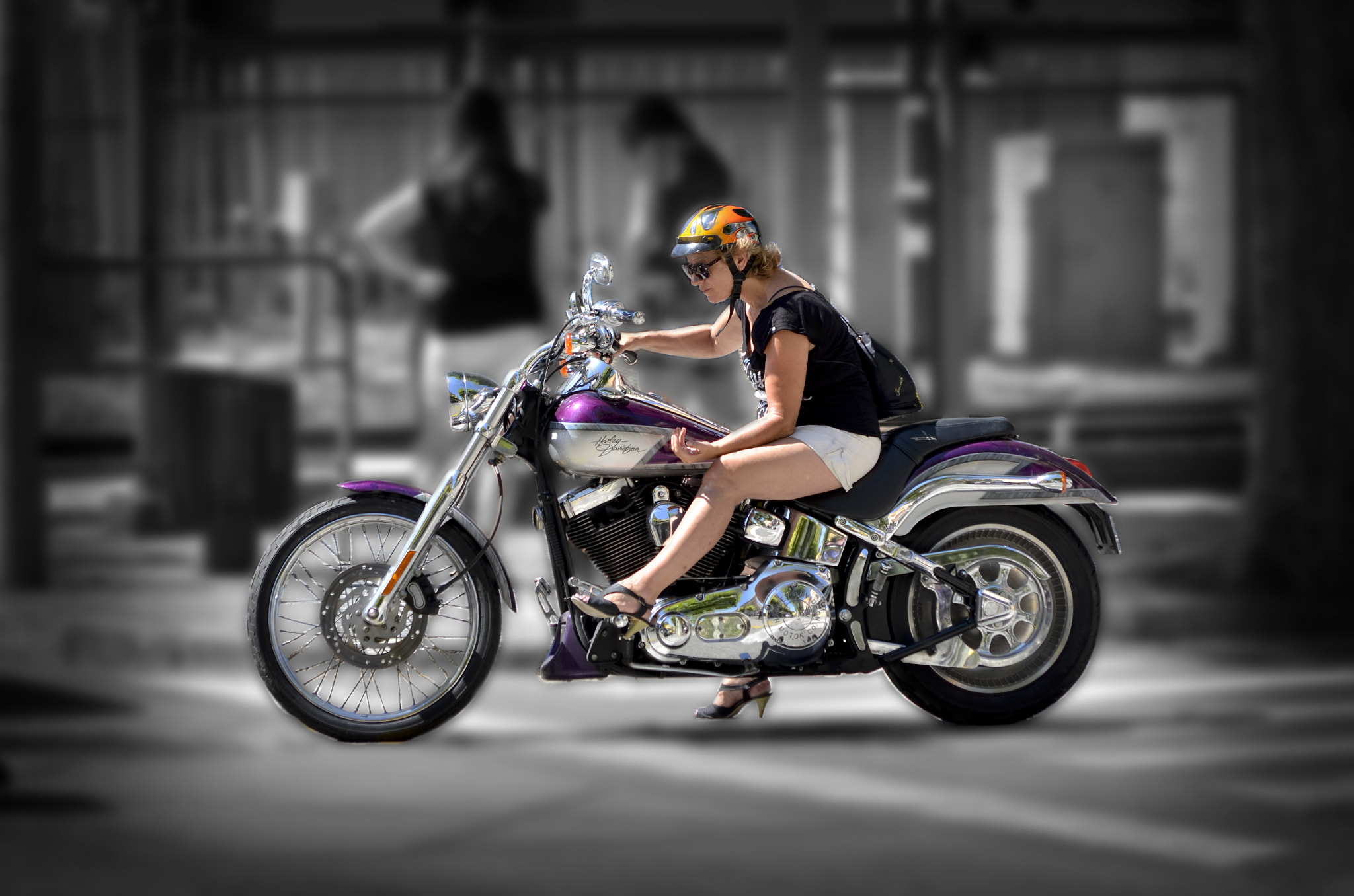 Photograph Live to Ride, Ride to Live by Manuel Gil on 500px