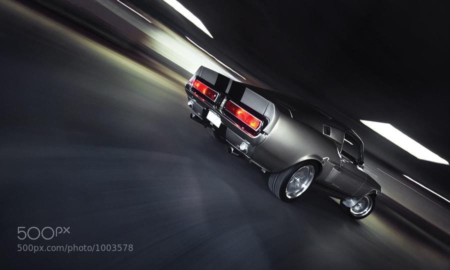 Shelby GT500 by Dejan Sokolovski (DejanSokolovski) on 500px.com