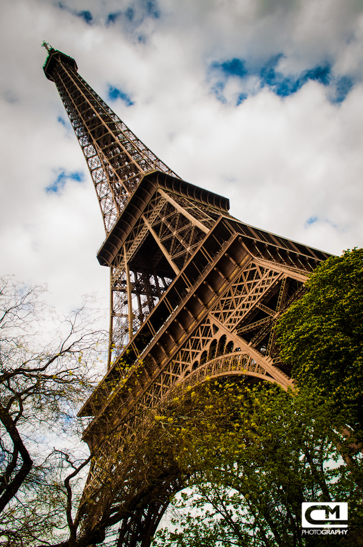 Photograph Tour Eiffel by Christoph Müller on 500px