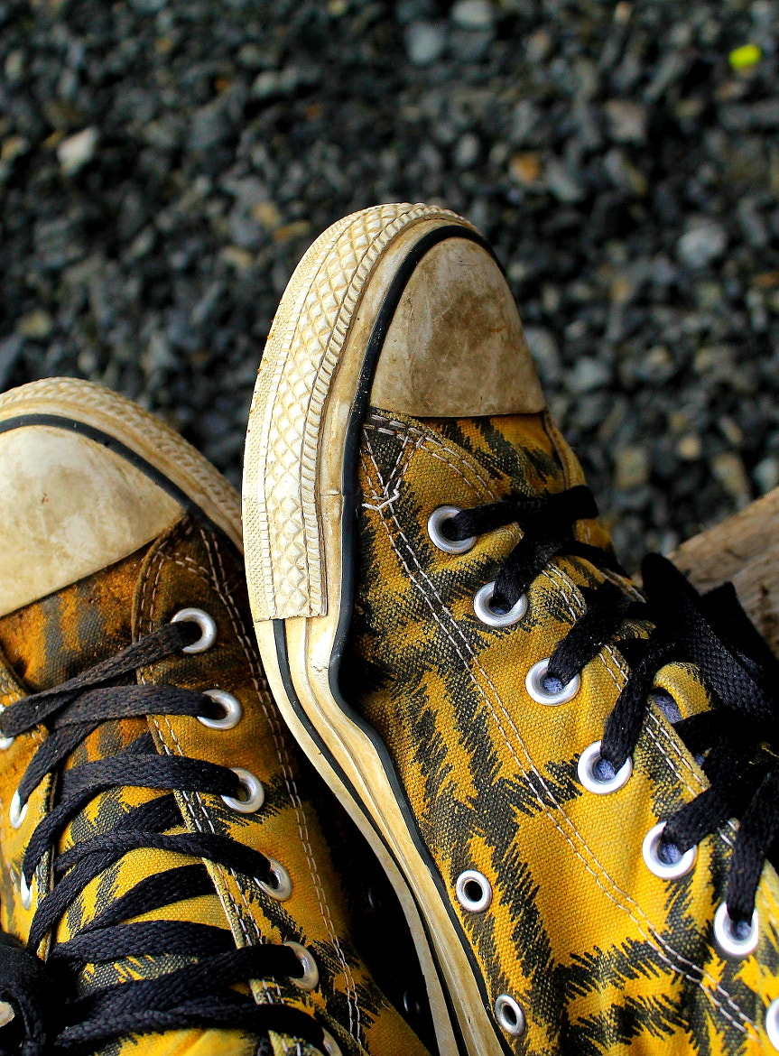 Photograph A Persons Shoes by Jasmine Furby on 500px