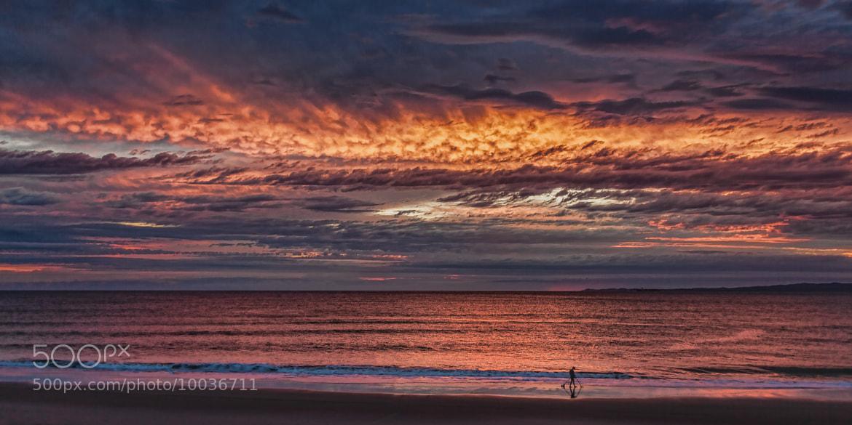 Photograph Woorim Beach Bribie island by Darren Smith on 500px