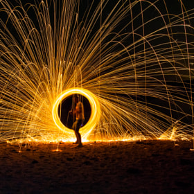 Noche de Light Painting! by Javier  Llanos Villegas (JLlanos)) on 500px.com