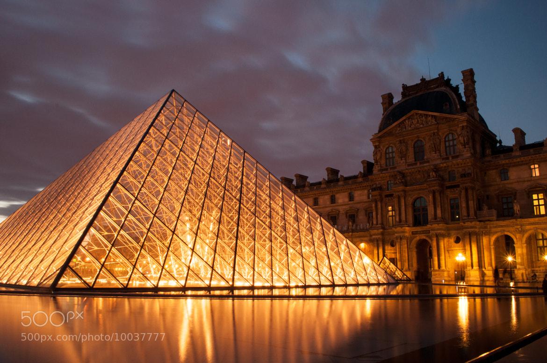 Photograph Louvre Paris by Christoph Müller on 500px
