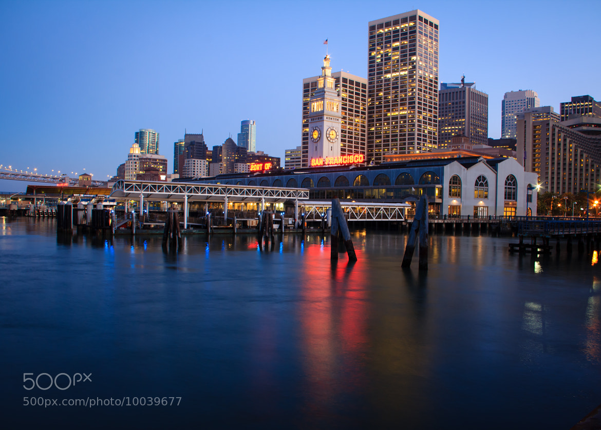 Photograph Port of San Francisco by Lenin Ramírez-Sánchez on 500px