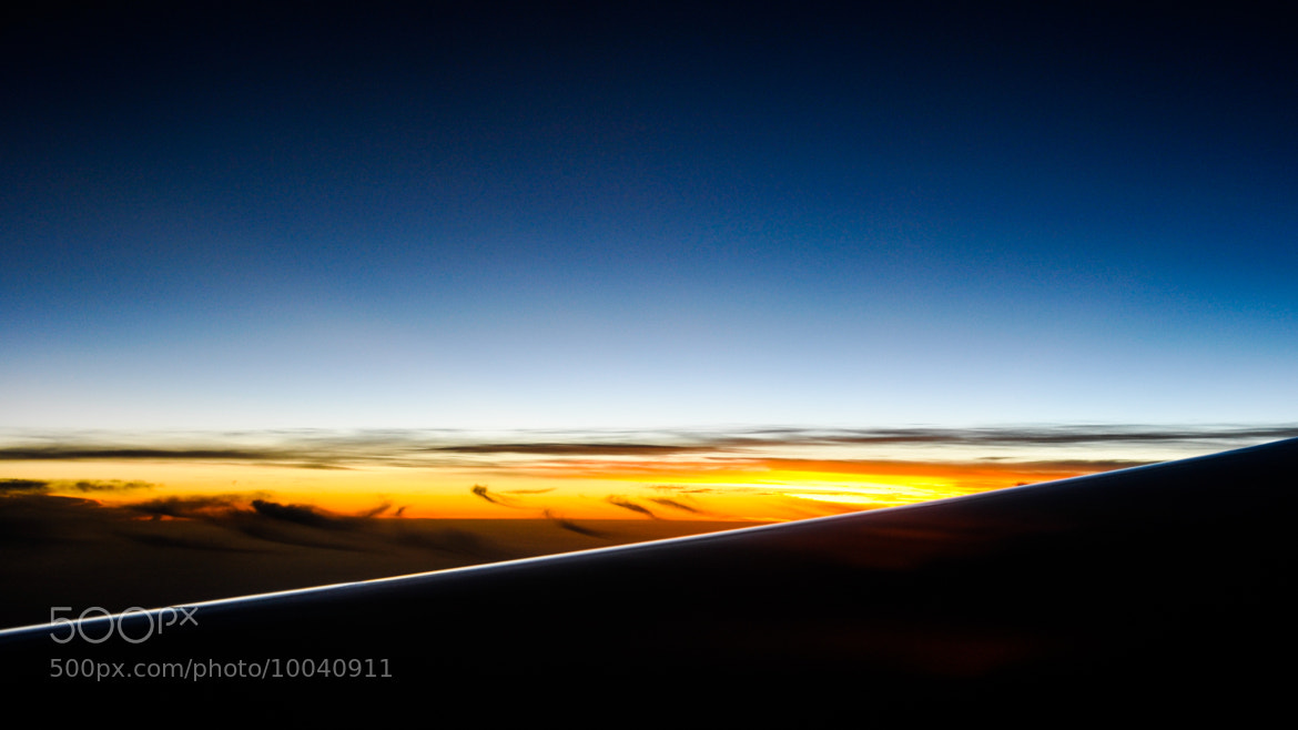 Photograph Sunrise by Thiago Leal on 500px