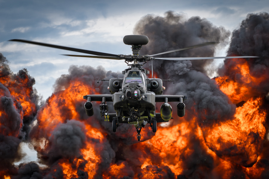 Apache Finale by Matt Perrins on 500px.com