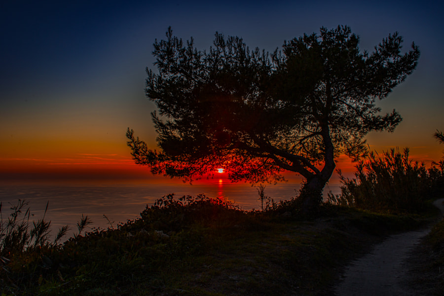 Alba nell'imbrunire by Alfonso Mattera on 500px.com