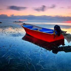 colorful sunrise by herry suwondo (herry_suwondo)) on 500px.com