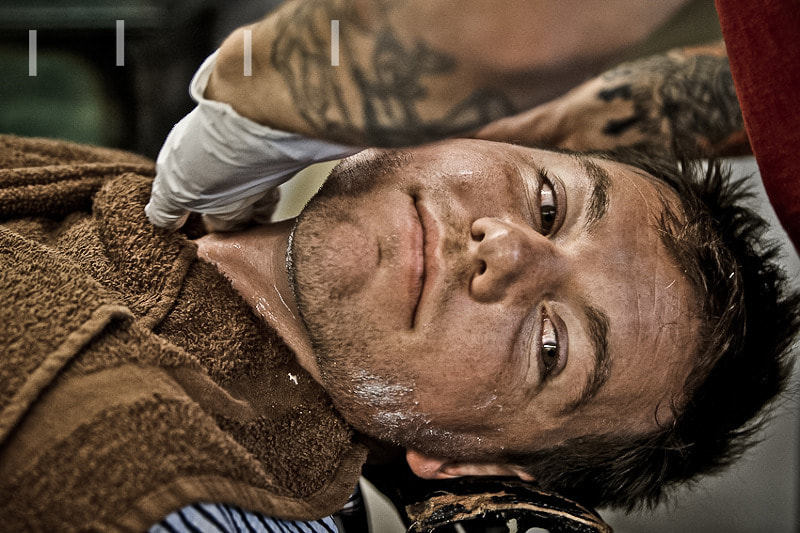 Photograph The Shave by Doyle Daniels on 500px