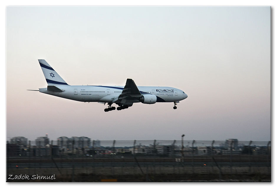 Photograph ELAL by Zadok Shmuel on 500px