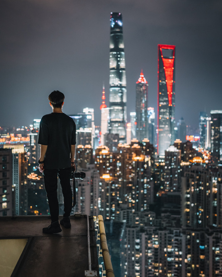 Urban Exploration by Tristan Zhou on 500px.com