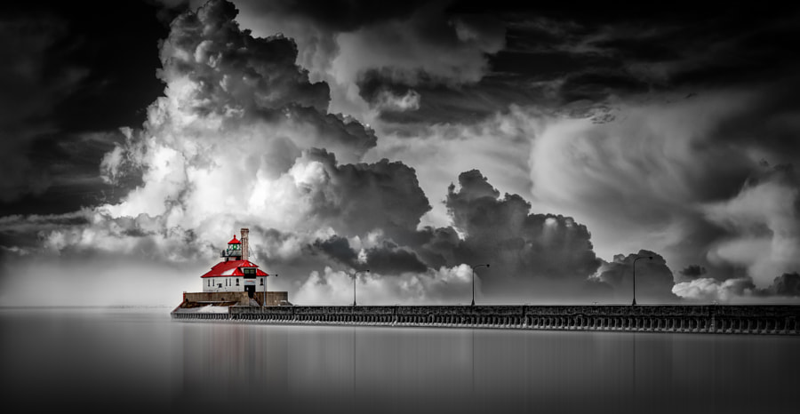 Photograph Before the Storm, Duluth, Minnesota by Like_He on 500px