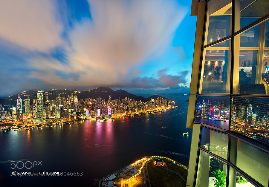 Reflections of Hong Kong