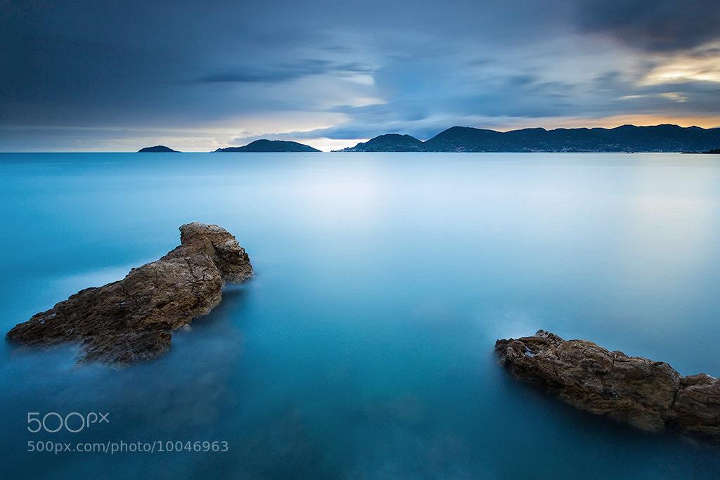 Photograph Blue Mood by Francesco Gola on 500px