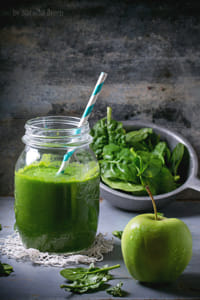 Green Smoothie by Kimberly Potvin on 500px