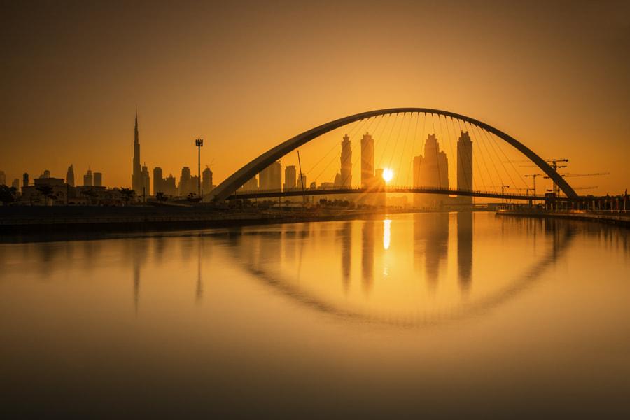 ~ Dubai Eye-2 ~ by David Gomes on 500px.com