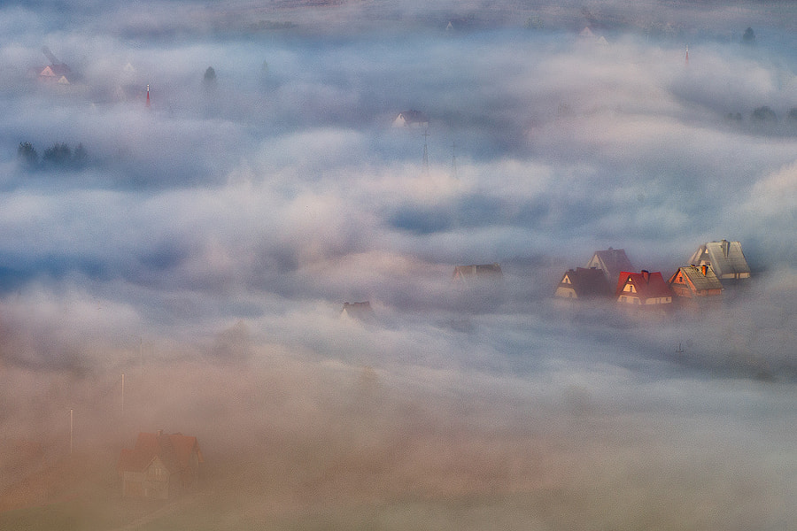 Dreamy morning by Marcin Sobas on 500px.com