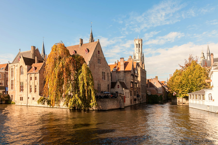 Brugge by Co Mens on 500px.com