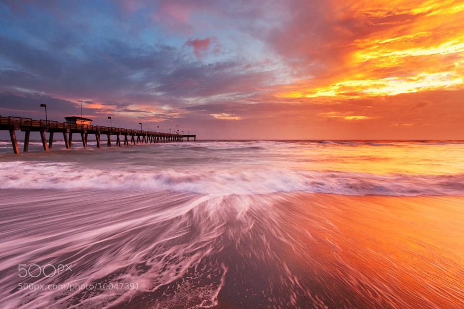 "Photograph Hurricane ""Debby"" passing by on the beach by Vadim Dmitriyev on 500px"