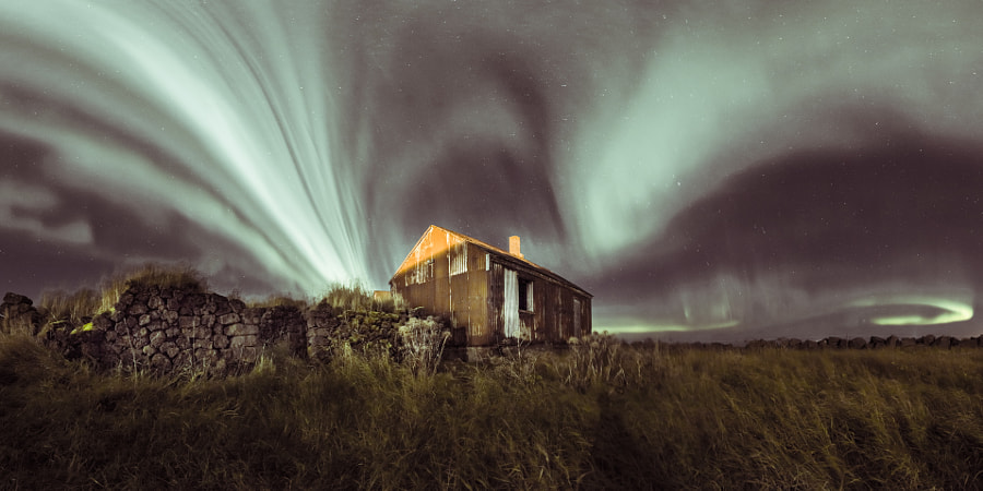 the Stormy night by maxime duchene on 500px.com
