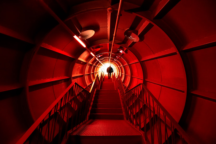 red tube by Benny bulke on 500px.com