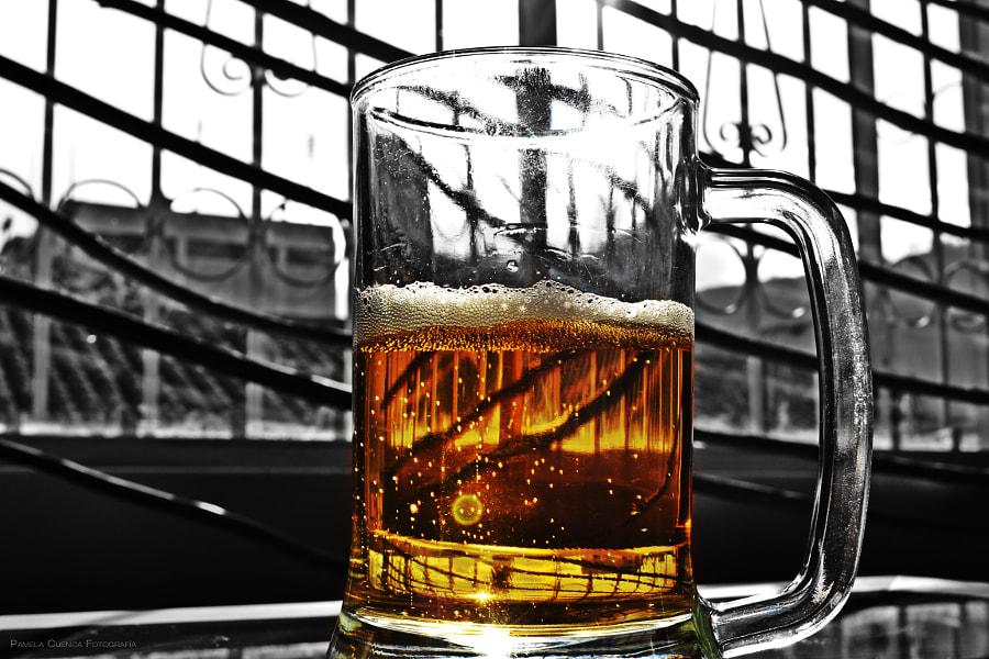 Chela- Beer- Biére- Bier- Birra... by Pamela Cuenca on 500px.com