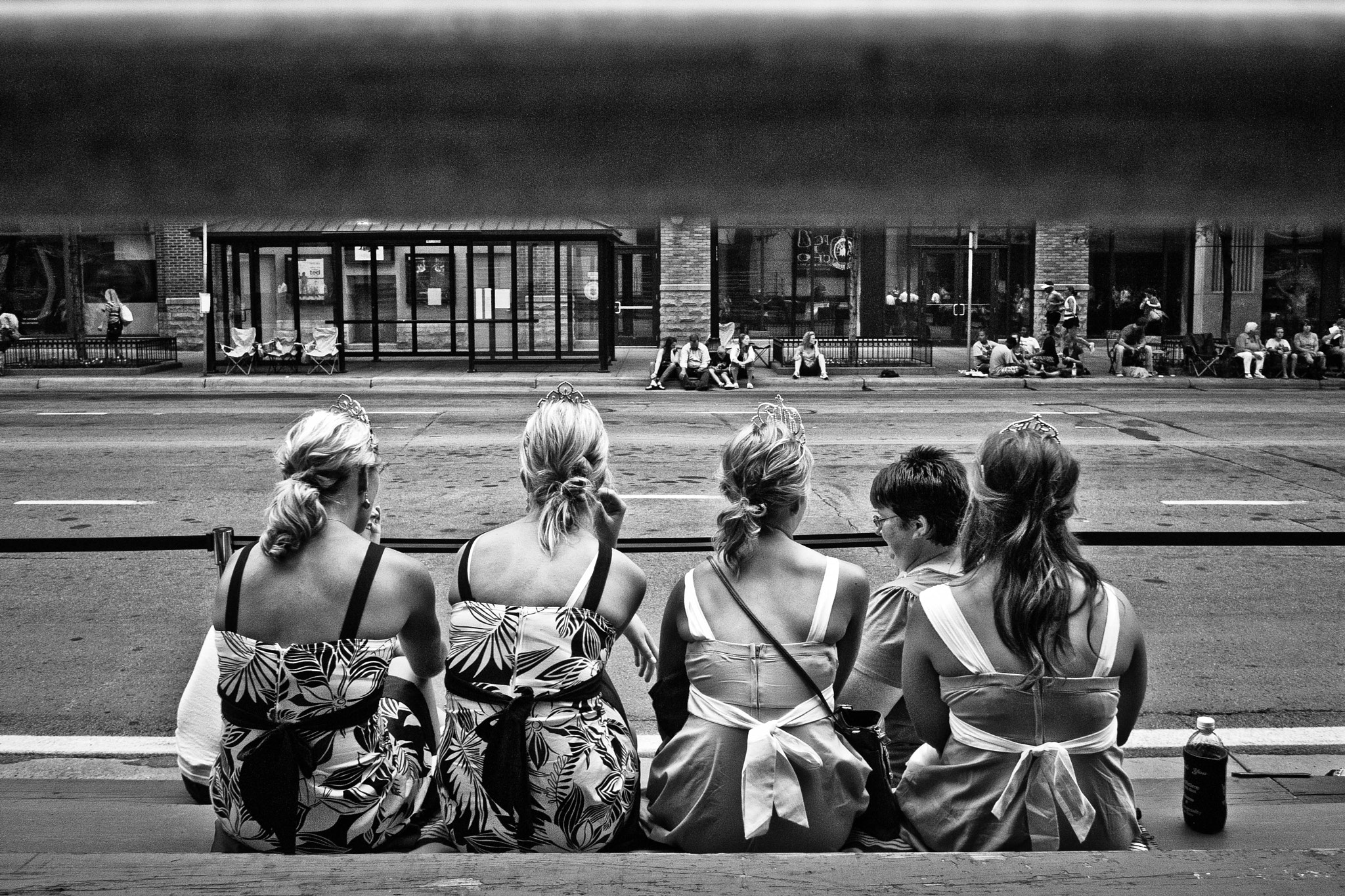 Photograph Four Princesses by Brian  Kish on 500px
