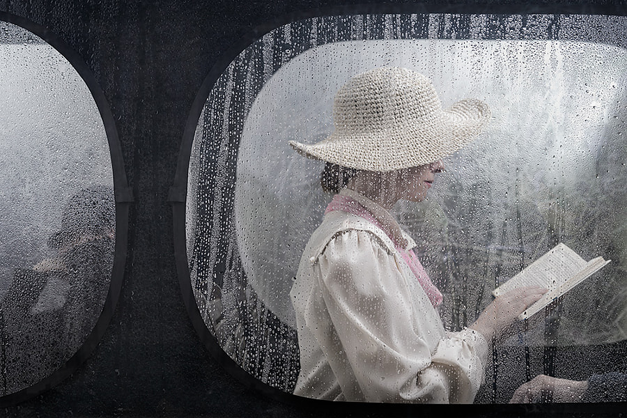 a dream of a journey by Lotta van Droom on 500px.com