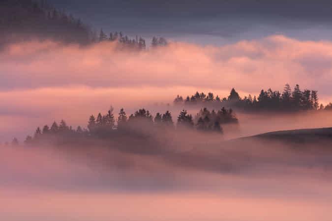 Red morning... by Daniel eicha