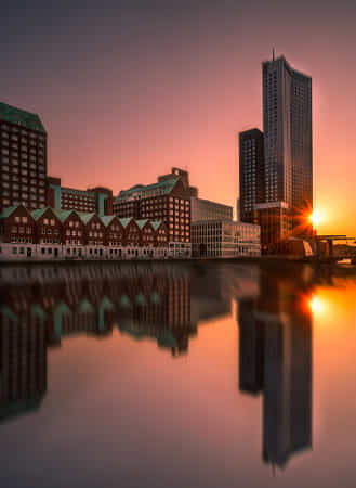 Rotterdam, Holland by Remo Scarf