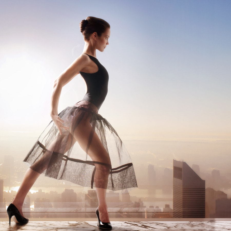 ballerina fierce - 432 park avenue by Vik Tory on 500px.com