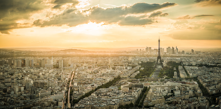 Photograph Paris I. by Tomas Pospichal on 500px