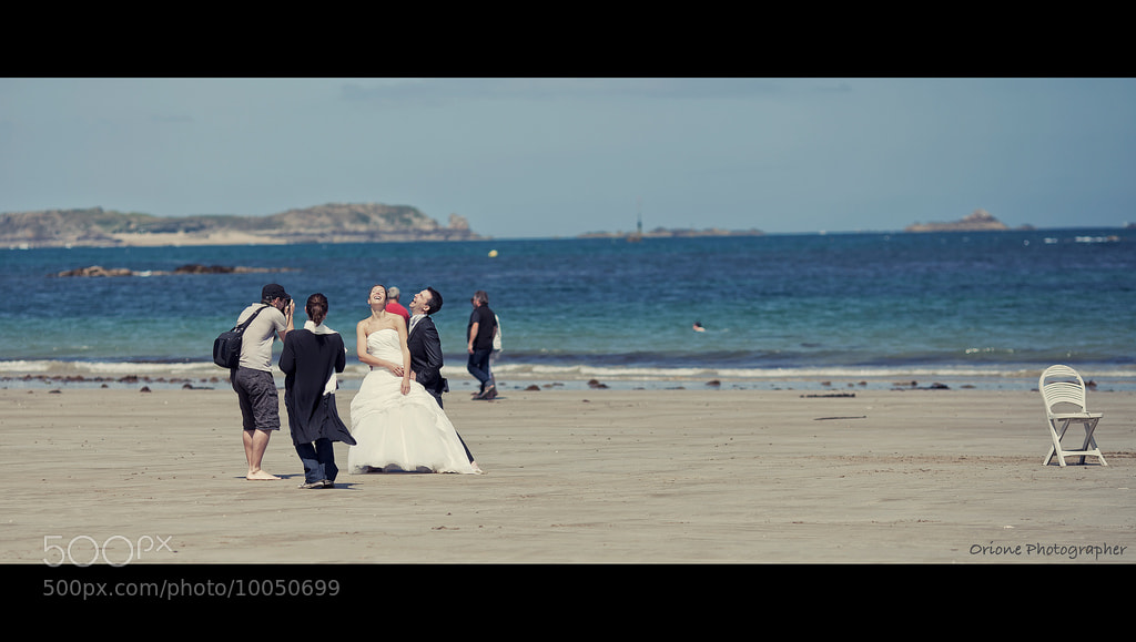 Photograph Wedding in St.Malo' by laura  malucchi on 500px