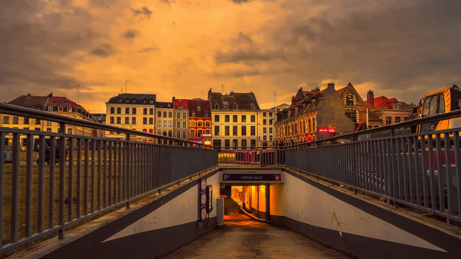 BY STREETS OF LILLE 11 by Ulisses  Neunektar ☀♥✔ on 500px.com