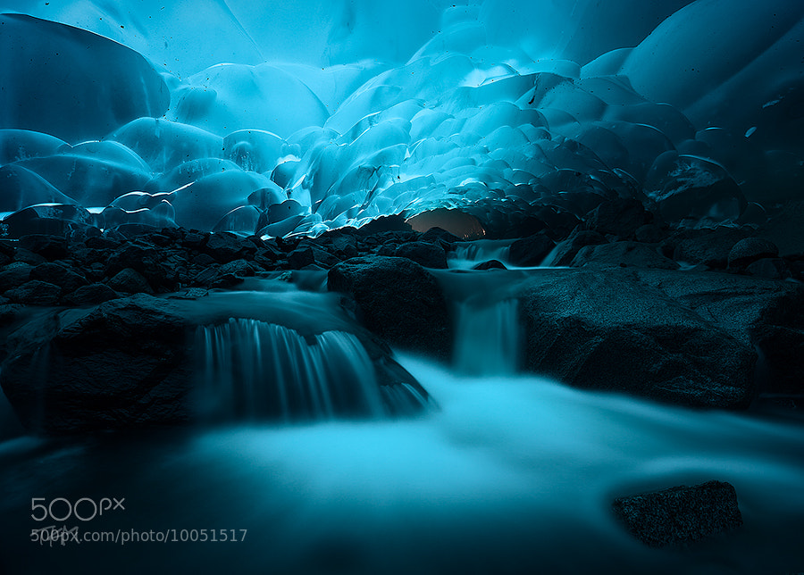 Spring Cave #2 by Kent Mearig (TKMphoto)) on 500px.com