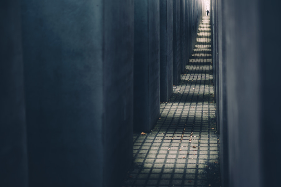 Holocaust Memorial by HatCat Photography on 500px.com