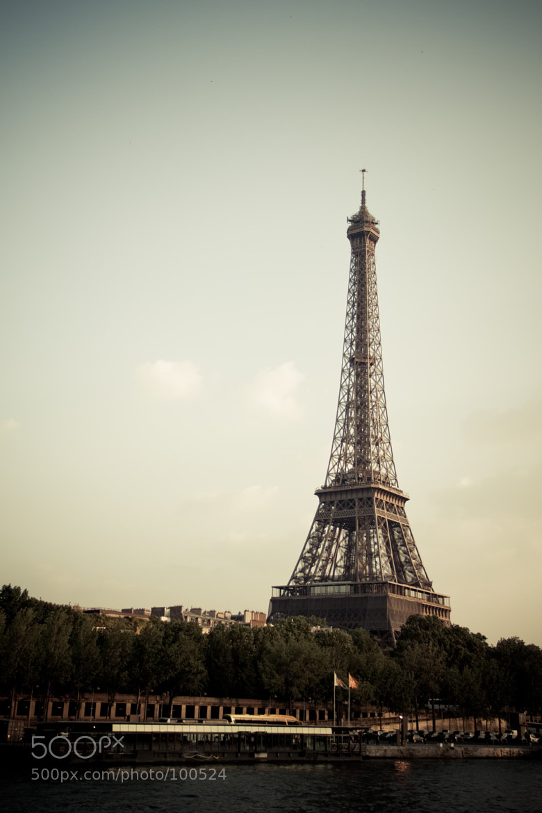Photograph Eiffel Tower 1 by Adam Shutsa on 500px