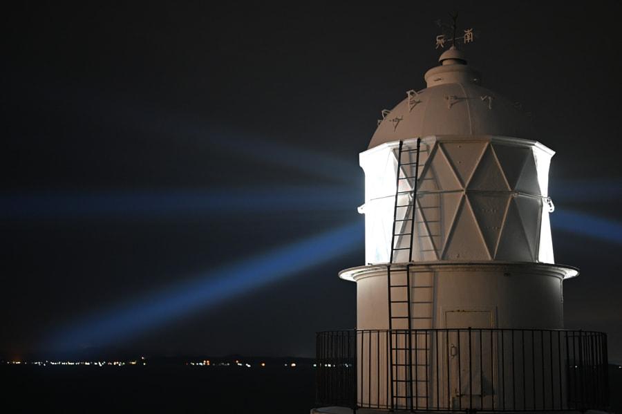 lighthouse by kouji okafuji on 500px.com