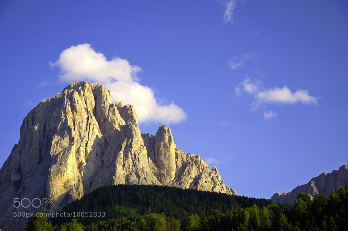 Photograph Sunray on the Top. by Mattia Bonavida on 500px