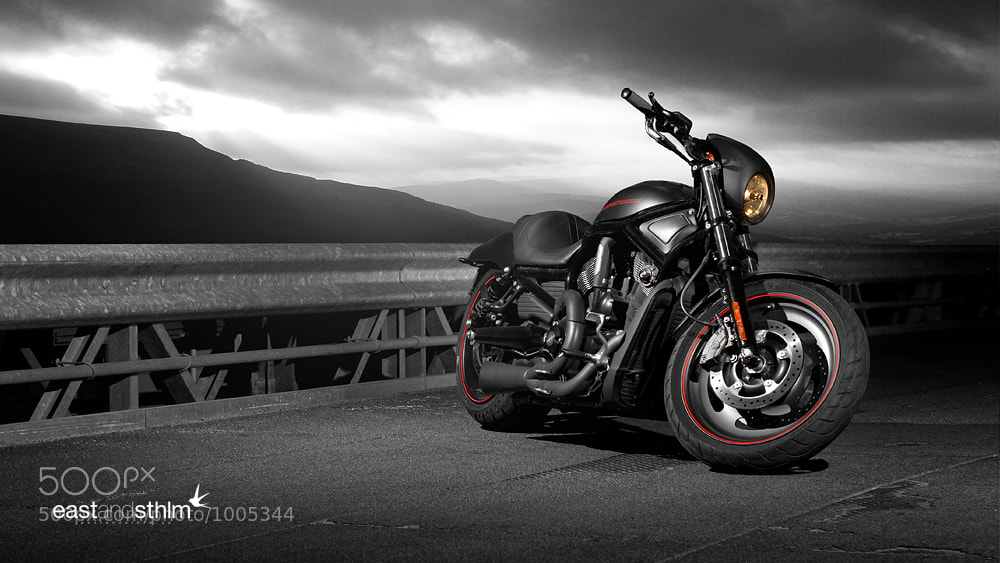 Photograph harley nightrod by eastandsthlm  on 500px