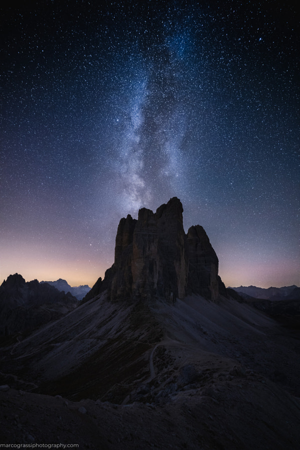 Under the stars by Marco Grassi on 500px.com