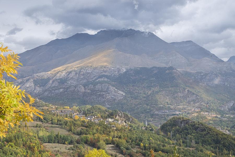 Stormy peak by Ana V. on 500px.com