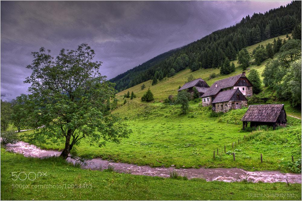 Photograph Auf der Alm by Friedrich Beren on 500px