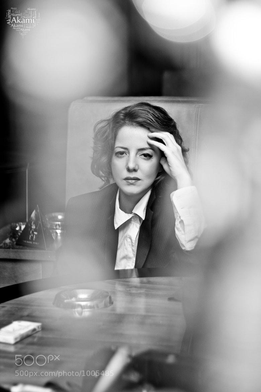 Photograph about Marlen Dietrich by Anna Korotkova on 500px