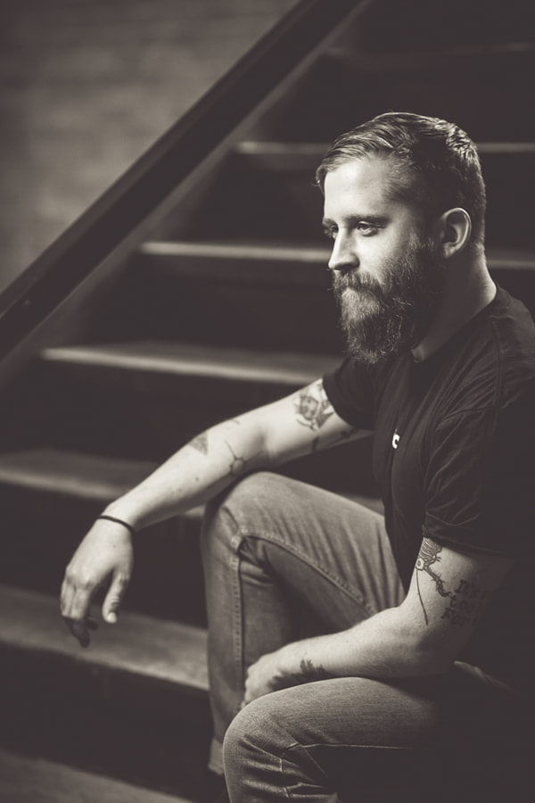 Photograph Bearded Brian by Jessilynn Wong on 500px