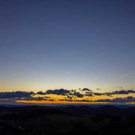 Sonnenaufgang Hohe Wand